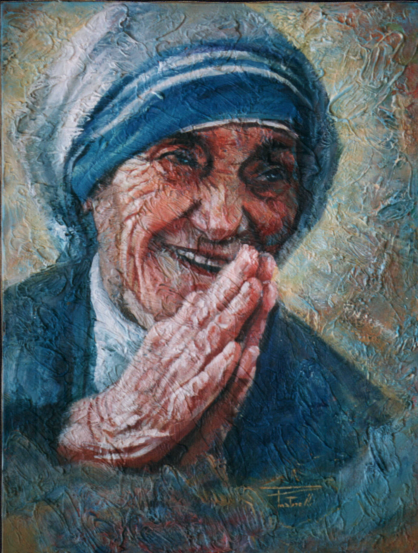 Madre Teresa di Calcutta 2000